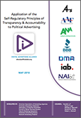 Cover - Application of DAA Principles to Political Advertising PDF
