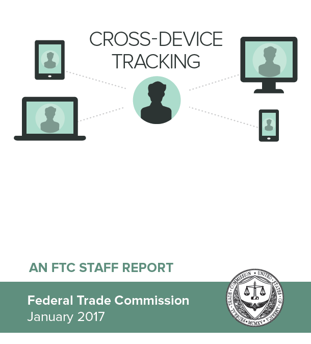 FTC Cross-Device Tracking Report Cover 2017